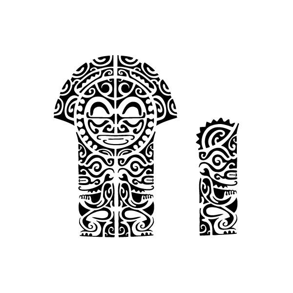 Top Plantillas Tatuajes Samoanos Images for Pinterest Tattoos